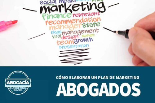 guía marketing abogados