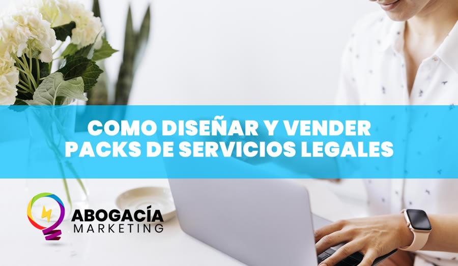SERVICIOS LEGALES, PACKS