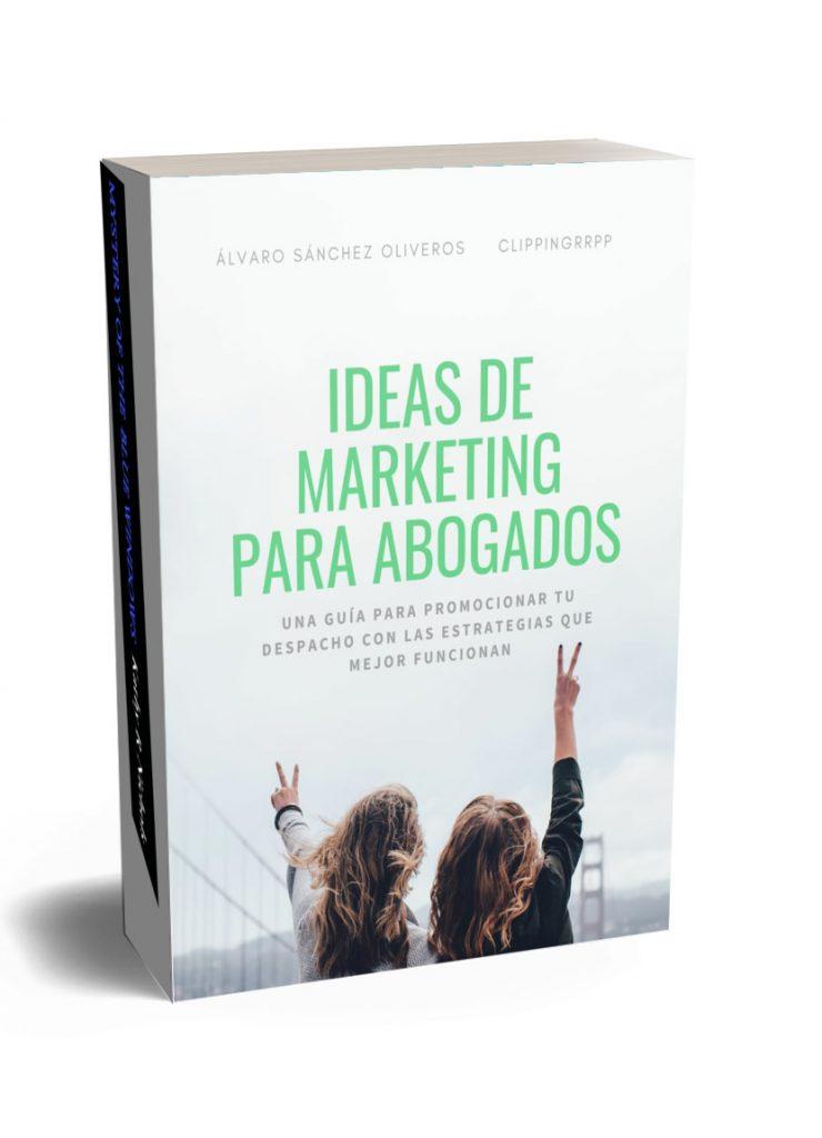 IDEAS DE MARKETING PARA ABOGADOS EL LIBRO
